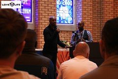 """Freedom FC launch in Yorkshire (in chapel) • <a style=""""font-size:0.8em;"""" href=""""http://www.flickr.com/photos/63920750@N04/5881216209/"""" target=""""_blank"""">View on Flickr</a>"""