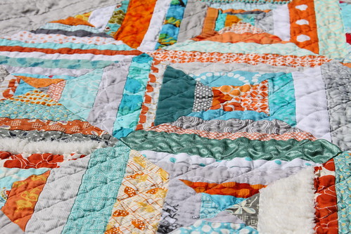 A Quilt For Two