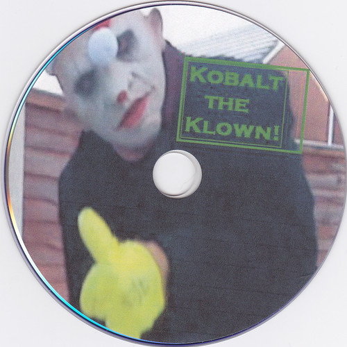 Kobalt the Klown Disc1