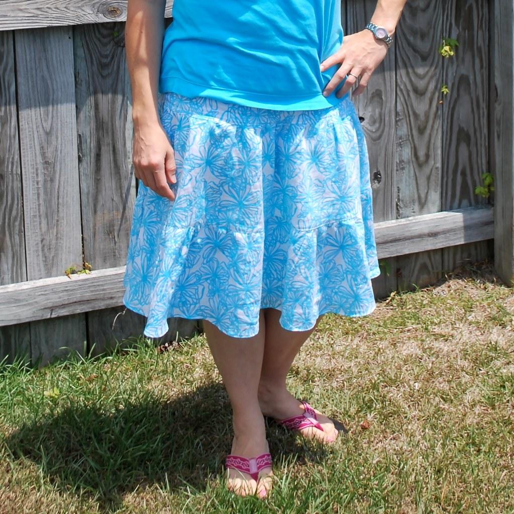 new skirt #2