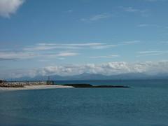 Pier on Eigg