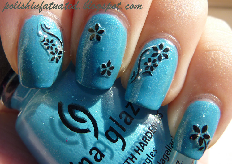 carribean blue