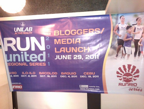 Run United 2011 Regional Leg Series