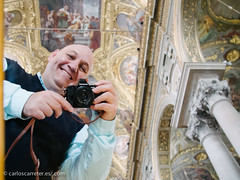 Santa Maria delle Vigne - Gnova (Carlos.Carreter) Tags: travel italy italia viajes genoa genova 2014 gnova