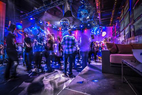 Clubbing in Berlin