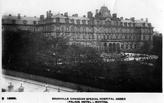 Granville War Hospital, Buxton (robmcrorie) Tags: history hospital hotel war buxton granville derbyshire palace patient health national doctor nhs service british nurse healthcare