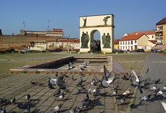 Arad - Megbékélési park (papdineagi) Tags: outstandingforeignphotographersvisitingromania