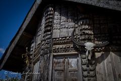 Front Naga house