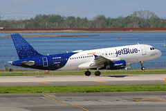 "N709JB | Airbus A320-232 | jetBlue Airways ""Connected to 01000010 01001100 01010101 01000101"" (special Fly-Fi colours) (cv880m) Tags: newyork jfk airbus jetblue binary kennedy a320 320 320200 flyfi n709jb aviationaward exede connectedto01000010010011000101010101000101"