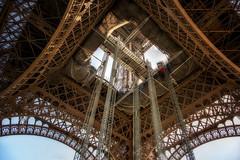 Eiffel Tower (emptyseas) Tags: paris france tower nikon europe eiffel d800 emptyseas