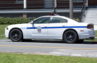 US Park Police Charger