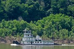 DANNY McBRIDE (Joe Schneid) Tags: kentucky transportation louisville mtc towboat inlandwaterway inlandwaterways americanwaterways dannymcbride ohiorivermile619