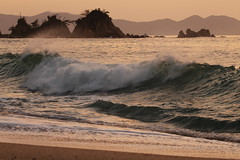 Shore (Teruhide Tomori) Tags: wave shore water sea japan nature landscape fukui suishohama beach wakasa mihama