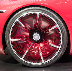 2016 Paris Motor Show (agua_r0ja) Tags: conceptcar mercedes maybach parismotorshow
