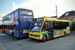 Cango (PD3.) Tags: lymington new forest hants hampshire england uk wilts dorset bus buses goahead go ahead optare solo cango can 1722 yj05 xmr yj05xmr spectra