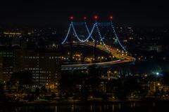 Triborough bridge (jkc916) Tags: manhattanskyline jkc916 jordanconfinophotography jordanconfino jordanconfinophotographer newyorkcity longexposure triboroughbridge robertfkennedybridge