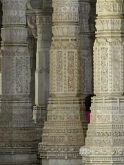 ranakpur jaintemple (gerben more) Tags: pillars ranakpur rajasthan india temple jain