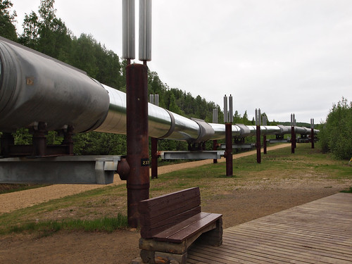 Pipeline Viewpoint – Fairbanks, Alaska