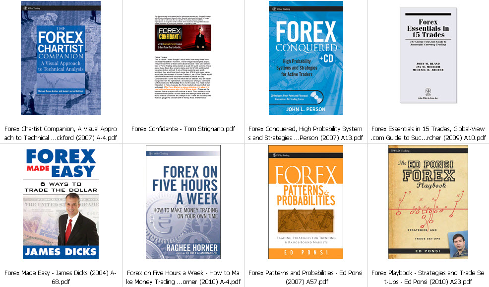 The 10 essentials of forex trading ebook