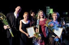 Alla Vinnare av Guldkärnan 2010.