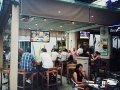 Boomerang Bar, Robertson Quay