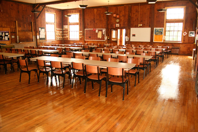Dining Hall (Interior)
