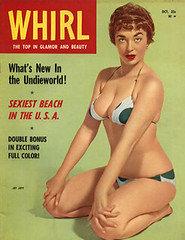 WHIRL Magazine (October 1959) ... Rick Santoru...