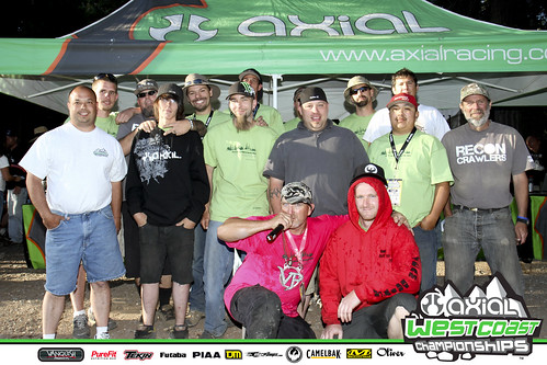 AXIAL West Coast Championships - AWCC FINALS 2011 Cisco Grove, CA JUDGES TEAM