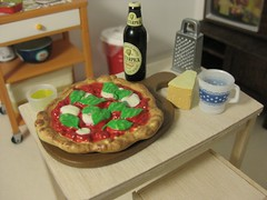 Pizza And Beer!