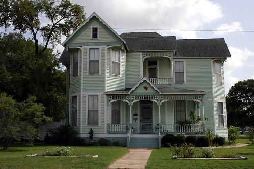elisha stevens house
