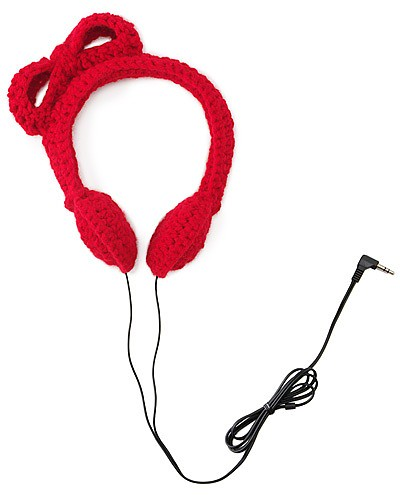 Bow-Headphones