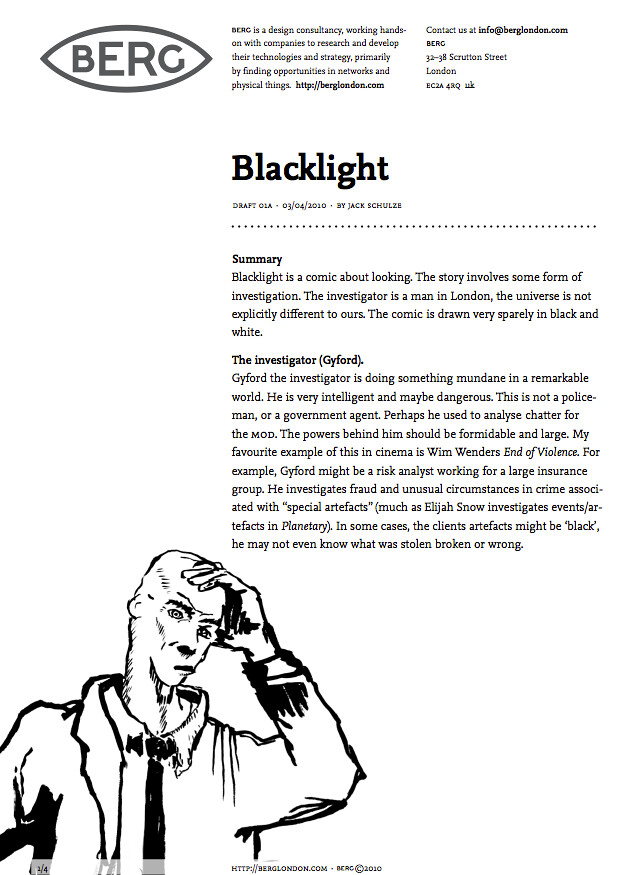 "Original SVK Proposal: codename ""Blacklight"""