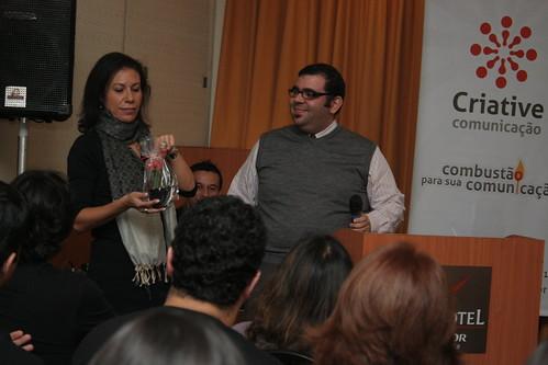 Professora Ana Cláudia Marques Govatto no #comunicavale