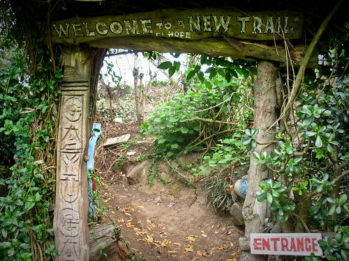 Trail of Hope Entrance
