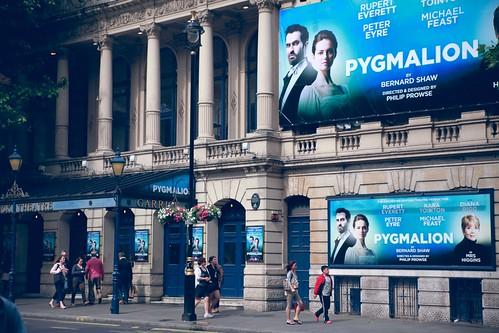 Be my pygmalion ! by Pierre Mallien (pit van meeffe)