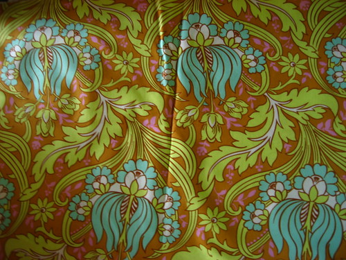 Birthday fabric - Amy Butler