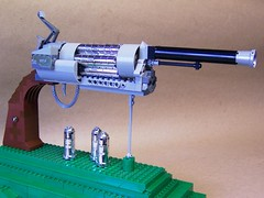 Bang! (monsterbrick) Tags: toy gun lego western revolver winchester colt remington moc sixshooter