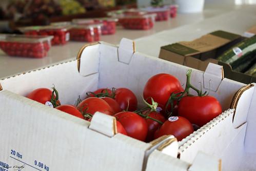 Keremeos Tomatoes