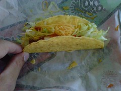Pic of the Day: Del Taco Tacos by billgould