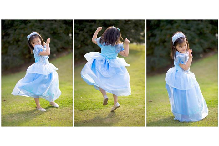 July 3 - Dancing Cinderella