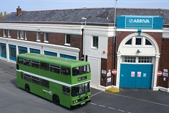 New Olympian delivered ... 30 years late! (Renown) Tags: heritage buses nbc restored preserved rbw coaches doubledecker preservation leyland olympian arriva ecw llandudnojunction easterncoachworks crosville nationalbusco reliancebusworks gfm104x dog104