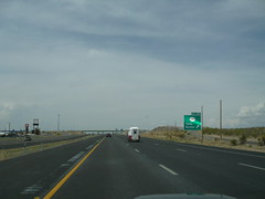 Interstate 10 Westbound In Dona Ana County At NM 227 (Exit 155) (bigmikelakers) Tags: county ana 10 interstate westbound dona in