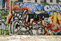 PUFF (STILSAYN) Tags: california graffiti oakland bay puff area 2012 puf