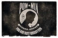 POW MIA Grunge Flag (Free Grunge Textures - www.freestock.ca) Tags: old white black texture vintage paper grey missing war image action antique background flag grunge stock gray picture retro your forgotten mia page sheet tribute aged pow veteran resource prisoner veterans textured grungy prisoners warfare