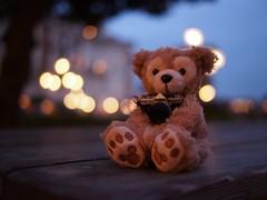 Duffy's camera (Simon*N) Tags: camera japan lumix tokyo doll bokeh disneyland olympus disney resort 日本 duffy 風景 omd 日常 m43 em5