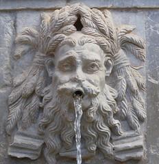 l'eau  la bouche (2) (canecrabe) Tags: beard alhambra granada t grenade fontaine renaissance comte barbe symbole barbu saison bl allgorie pi charlesquint tendilla pedromachuca