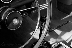 Sunbeam Tiger cockpit (Light Orchard) Tags: auto cars coffee car automobile tiger voiture sunbeam carscoffee bruceschneider 2014lightorchard