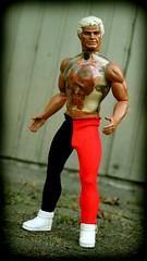 Pulsar, the ultimate man of adventure... (harrycobra) Tags: toy actionfigure scifi pulsar sixmilliondollarman mattelgijoe