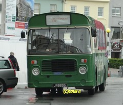 Wet Bristol (Coco the Jerzee Busman) Tags: bus bristol tiger ps1 cannon jersey swift char tours banc leyland stringer wadham lcb ecw lh6l