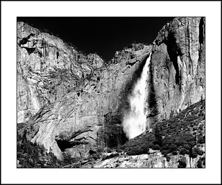 Yosemite - Waterfall ***Explored 06/07/14 #131